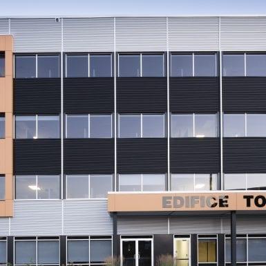 Topaze façade
