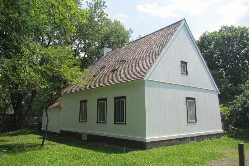 Maisons historiques du Trait-Carré