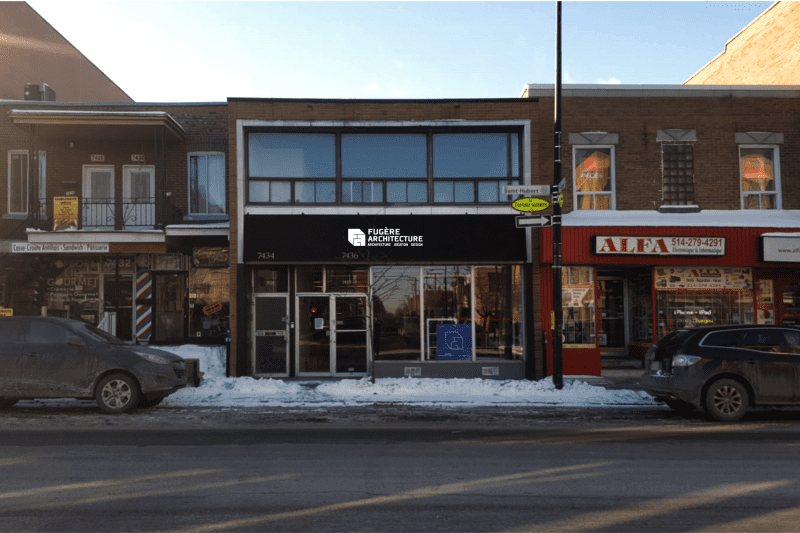 Nouvelle adresse à Montréal : 7436 rue St-Hubert !